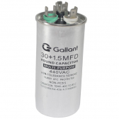 Capacitor Cbb65 Gallant 30+1 5Mf +-5% 440 Vac - S20021361201002001