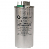 Capacitor Cbb65 Gallant 40+5Mf +-5% 440 Vac - S20021361601002001